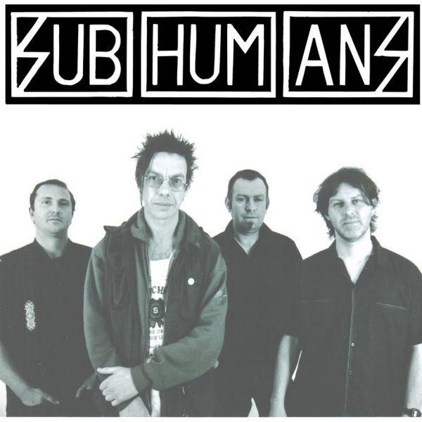 [sold out] SUBHUMANS (UK) + YOUTH DEPRIVATION + DJ STEVE